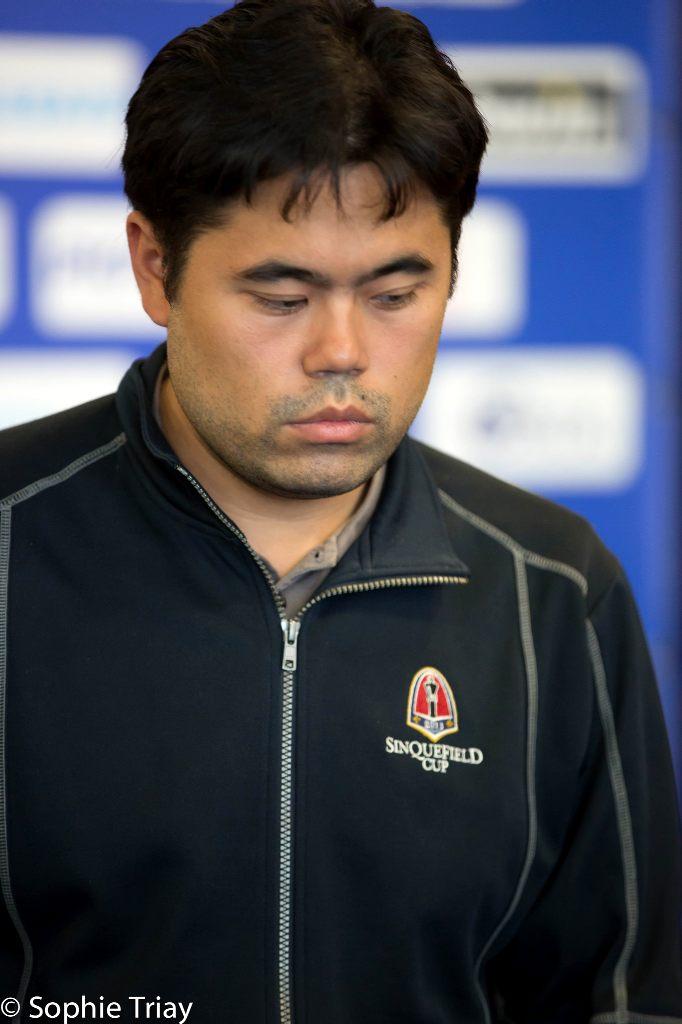Nakamura vinner 'alltid' i Gibraltar