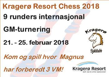 Kragerø Resort Chess