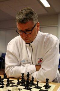 Simen Agdestein ble norgesmester i lynsjakk