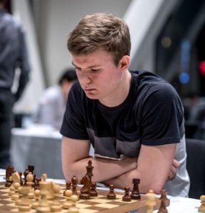 Kirill Alekseenko til topps i Rilton Cup