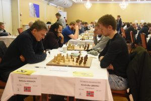 Mihajlov slår Løbersli i sjette runde