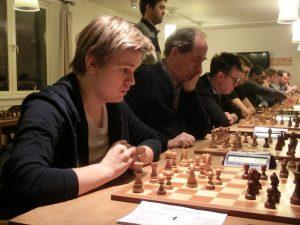 Lars Oskar Hauge var best i Fischersjakk