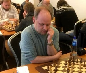 Joachim Solberg med sterk seier mot Korneev