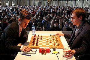Carlsen klarte ikke å slå Bluebaum