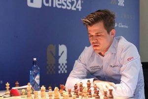 Carlsen kommer til Skien i juni