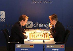 Carlsen ville for mye mot Meier