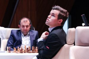 Også Mamedov holdt Carlsen til remis