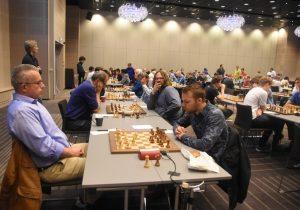 Gausel og OSS II leder etter andre runde