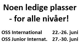Internasjonale turneringer hos OSS