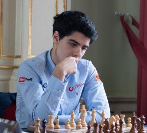 Tari blir trolig førstebordspiller i Batumi