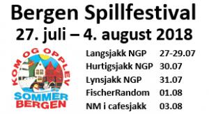 Bergen Spillfestival 2018