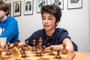 Elham Abdrlauf vant OSS Junior International