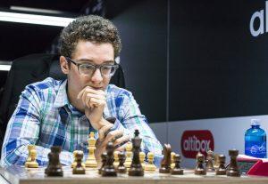 Caruana til topps i Norway Chess