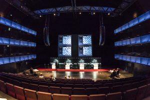 Det nye spillestedet, Stavanger Konserthus<br>(Foto: Lennart Ootes)