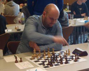 Vadmis Daskevics vant A-gruppen i Stavanger