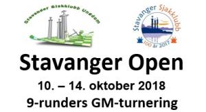 Stavanger Open 2018
