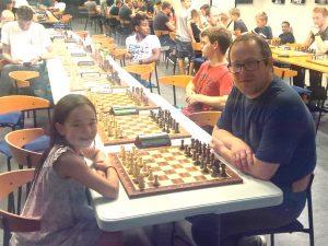 Lykke-Merlot Helliesen og Daniel Hersvik vant hver sin gruppe