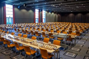 Spillelokalet på Quality Hotel Sarpsborg