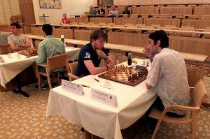 Partiene Andreikin - Salomon og Holm - Jobaava