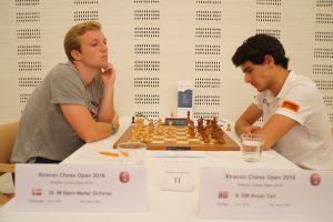Tari melder seg på i tetstriden etter seier mot Ochsner
