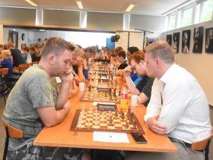 Stokke vant turneringen og Riisem vant sammenlagt