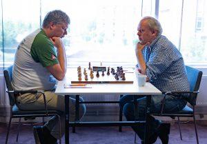 Shirov og Hector tok de to første plassene
