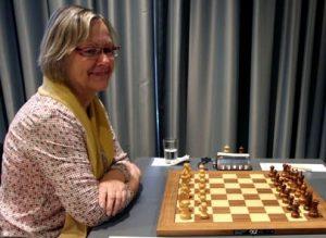 Tyske Burchardt leder fortsatt 50+ Women