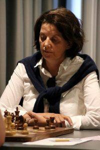 Sylvia Johnsen med sterk andreplass etter 5 runder