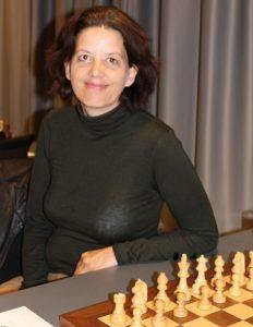 Sylvia Johnsen tok bronsemedalje i 50+ Women