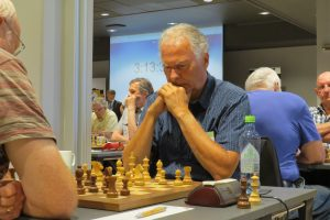 Øgaard med tre strake seire i 65+ Open
