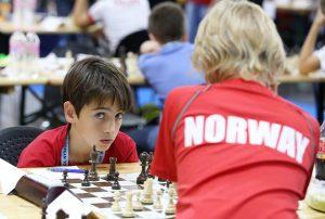 Det var hele 26 norske spillere i EM for ungdom