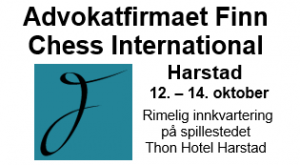 Advokatfirmaet Finn Chess International 2018