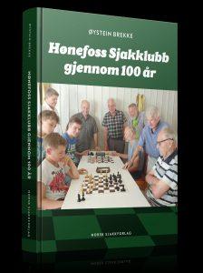 Hønefoss Sjakklubbs jubileumsbok