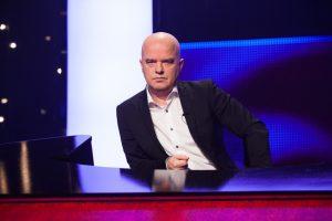 Jan Arild Breistein i TV 2-programmet Jaget