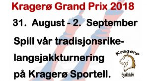 Kragerø Grand Prix 2018