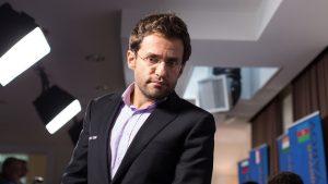 Aronian viste kampvilje og nådde delt førsteplass