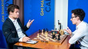 Carlsen lurer på hvor vinsten ble av