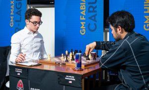 Caruana slo Nakamura og er oppe på delt førsteplass