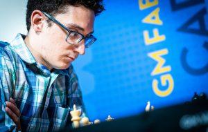 Caruana leder fortsatt Sinquefield Cup
