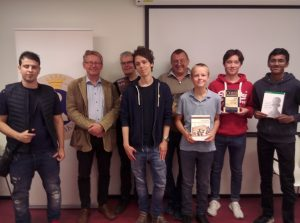 Premievinnere i Sjakk1.no Torsdagslyn