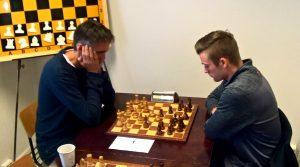 Petter Fossan og Joachim B. Nilsen kjempet om førsteplassen