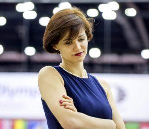 Olga Dolzhikova er førstebord på kvinnelaget