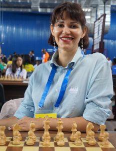 Dolzhikova imponerer på førstebord for Norge
