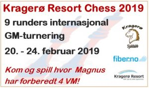 Kragerø Resort Chess 2019