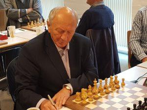 Sveshnikov vant Larsens Mindeturnering 2018