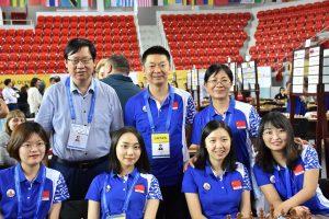 Kina leder kvinneklassen før siste runde