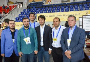 Aserbajdsjan imponerer i Batumi