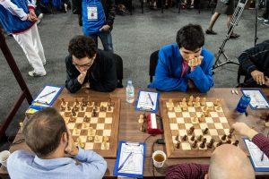 USA med Caruana og So leder Åpen klasse