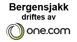 Bergensjakk driftes av One.com