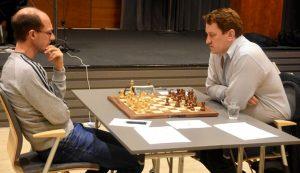 Lie og Korneev spilte remis i 6. runde